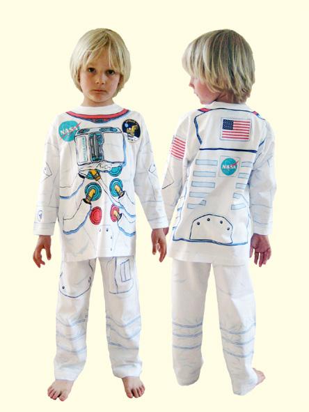Acheter Pyjama déguisement Astronaute