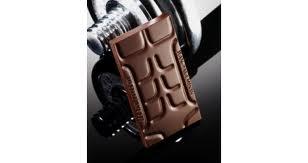 Tablette de chocolat Pecs