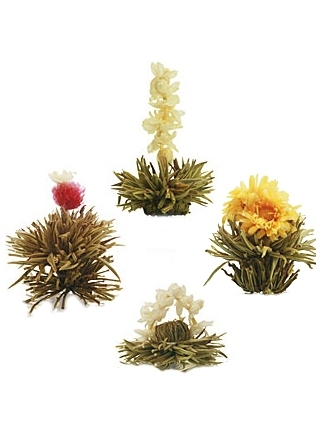 Acheter 8 fleurs de thé blanc Abloom bio