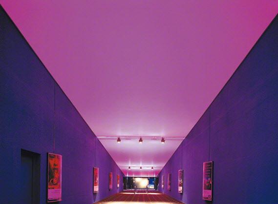 La couleur au plafond oui ou non concept tis design - Quelle couleur pour donner de la profondeur a une piece ...