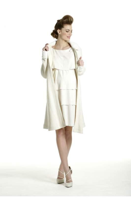 robe charleston ivoire - Robe Charleston Mariage