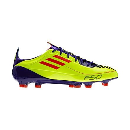 Acheter Chaussure de football adidas F50 adizero TRX FG jaune - adidas