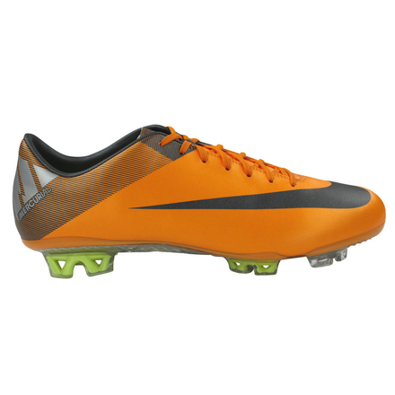 Chaussure de football Nike Mercurial Vapor VII FG orange  - Nike