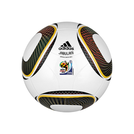 Ballon adidas Match officiel Coupe du  Monde FIFA 2010 - adidas