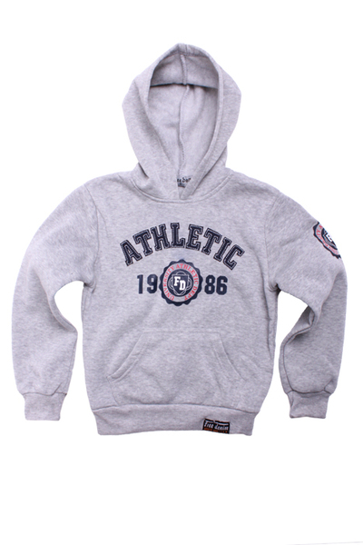 Sweat enfant a capuche H-8951
