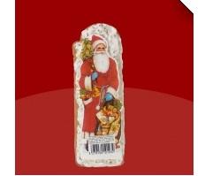 Acheter Père Noël en pain d'épices glacé au sucre