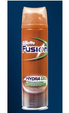 Acheter Gel à raser Gillette Fusion HydraGel Peau sensible