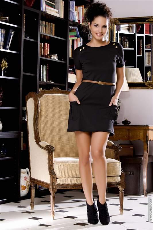 Acheter Robes (42)XL - Robes sasha taille:42 couleur:Noir - ref: V5715-42