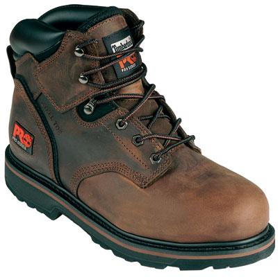 Chaussures de sécurité : WELTED 6 Timberland PRO S3 HRO SRA de la marque TIMBERLAND PRO