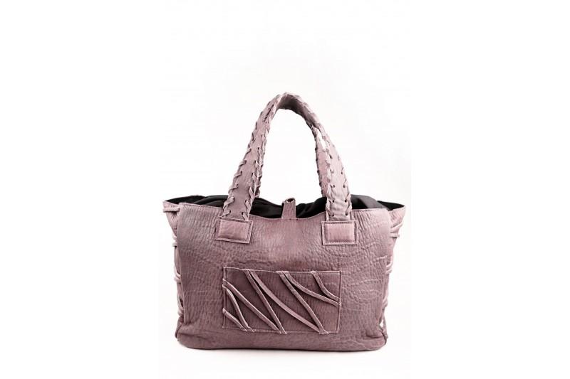 Acheter Grand sac-cabas MENTHOL Lilas