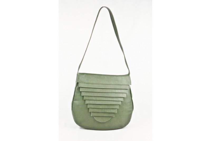Grand sac Fruitti original vert amande