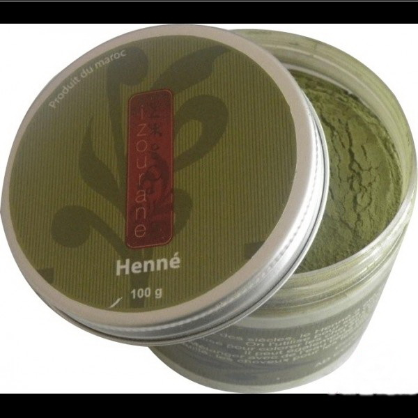 Acheter Henné - Coloration végétale naturelle