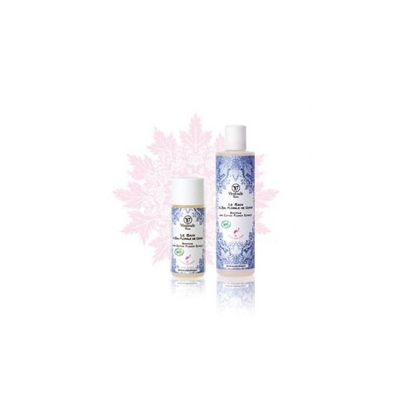 Le Bain à l'Eau Florale de Coton