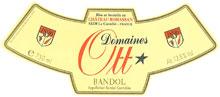 Vin Bandol Château Romassan crue des domaines OTT