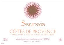 Vin Côtes de Provence Sounaïo