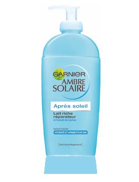 Acheter Lait riche réparateur Garnier Ambre Solaire Après Soleil
