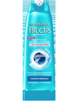 Shampooing antipelliculaire Garnier Fructis
