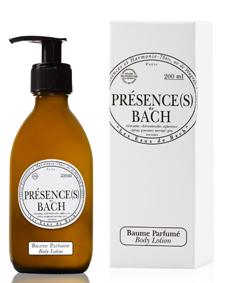 Acheter Lait parfumé pour le corps Présence(s) de Bach - 200ml