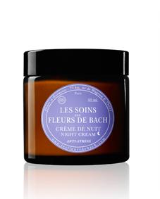 Acheter Crème de nuit anti-stress aux fleurs de Bach