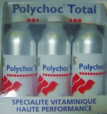 Specialites nutritionnelles. Vitamine. Polychoc Total