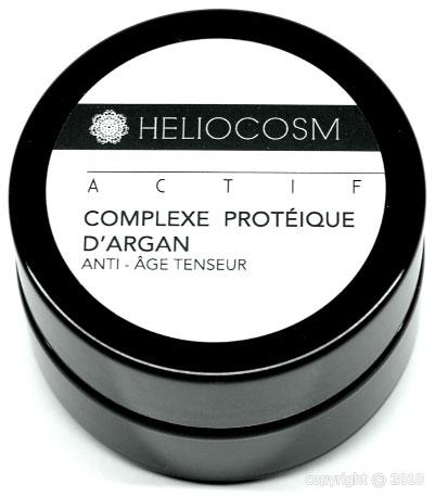 Complexe proteique d'argan