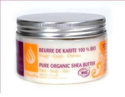 Acheter Beurre de karite 100 % bio Visage – Corps – Cheveux