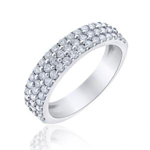 Acheter Bague diamant 3445