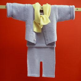 Acheter Gilet fille-garçon en laine