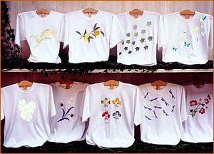 Acheter T-shirts brodés