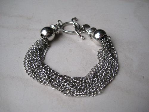 Bracelet chainettes