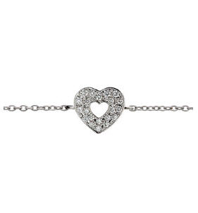 Acheter Bracelet Coeurs Secret XS Mômes