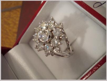bague diamant tunisie prix
