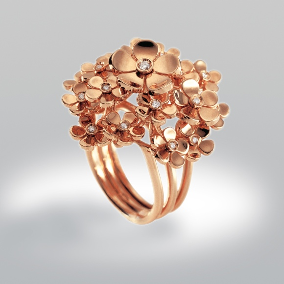 Acheter Bague diamant Spring