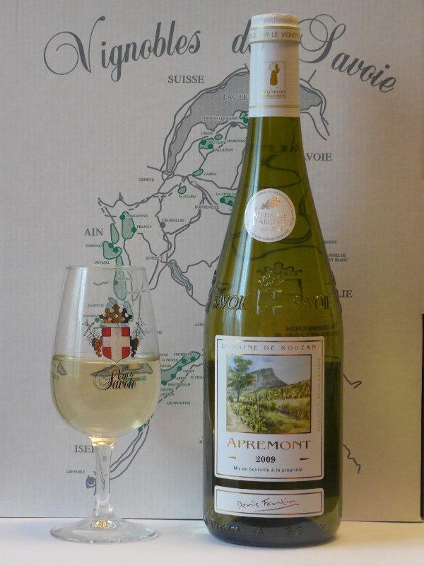 Acheter Vin blanc Apremont