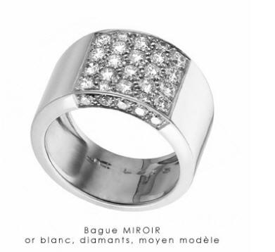 Acheter Bague Miroir moyen modele