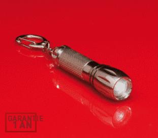 Acheter Porte-cles micro torche loupe