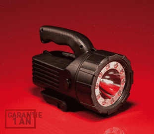 Acheter Projecteur halogene rechargeable