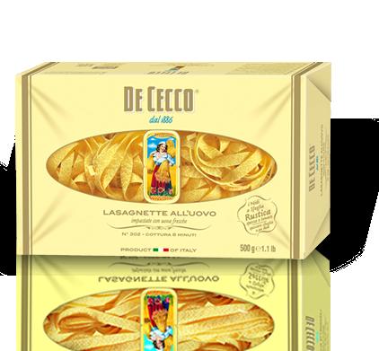 Acheter Pâte aux oeufs Lasagnette all'uovo - 302
