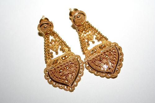 Acheter Boucles d'oreilles or femme