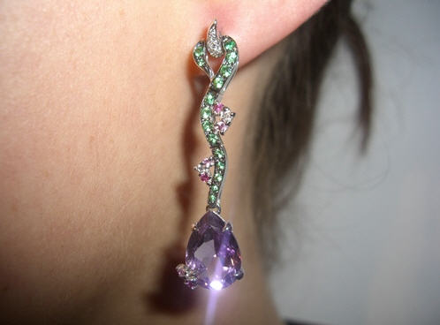 Acheter Boucles d'oreilles femme