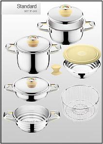 Acheter Ustensiles de cuisson Masterpiece Standard Kit