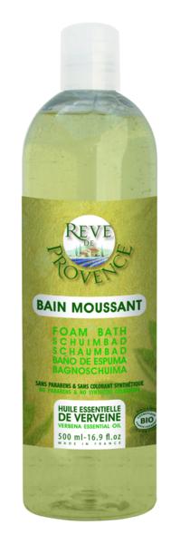 Bain moussant verveine 500 ml