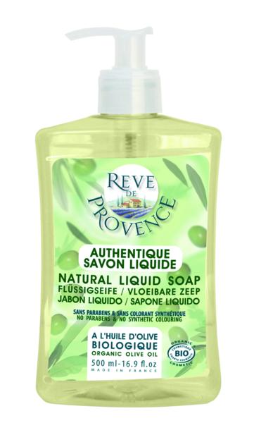 Acheter Savon liquide huile d'olive 500 ml