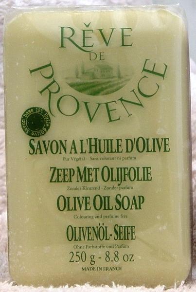 Acheter Savon huile d'olive 250 g