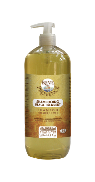 Shampooing usage frequent 1000 ml