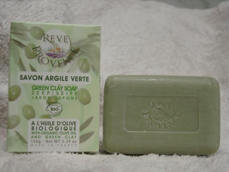 Acheter Savon olive-argile verte 150 g