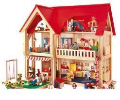 Acheter Maison de poupées en bois