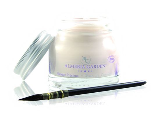 Acheter Masque Précieux Bain de Lumière Almeria Garden