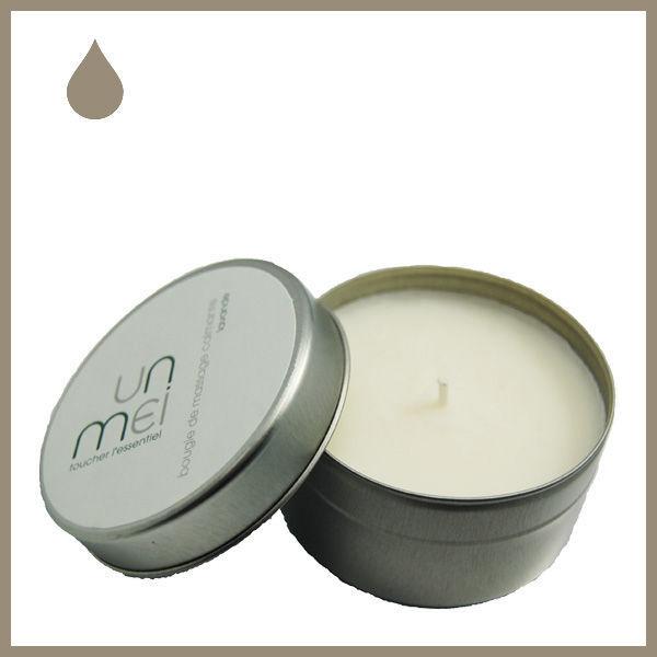 Acheter Bougie de massage calmante - lavande