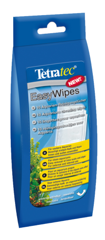 Acheter Lingettes Tetratec EasyWipes